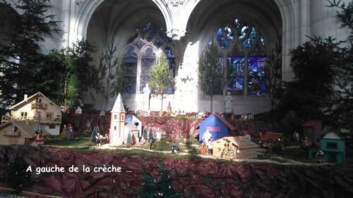 Visite à la crèche de Saint Nicolas de Port