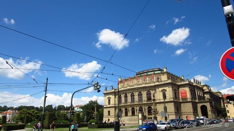 Prague : L'opéra