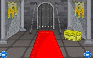 Jouer à Escape spooky castle