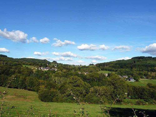 Vézelay - Le Puy en Velay 2010 -Montsauche les Settons - Anost (