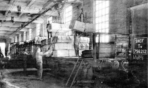 La société calaisienne des pâtes à papier fermait en 1973