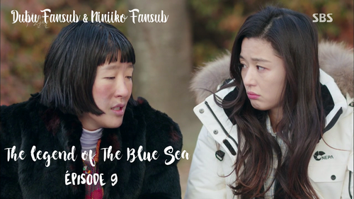 The Legend of the Blue Sea épisode 9 (VOSTFR)