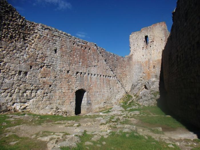 le château de Montségur - 4ème partie : la citadelle du ciel