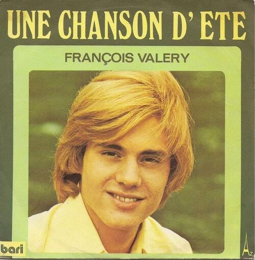 François Valery - Une Chanson D'Eté 01
