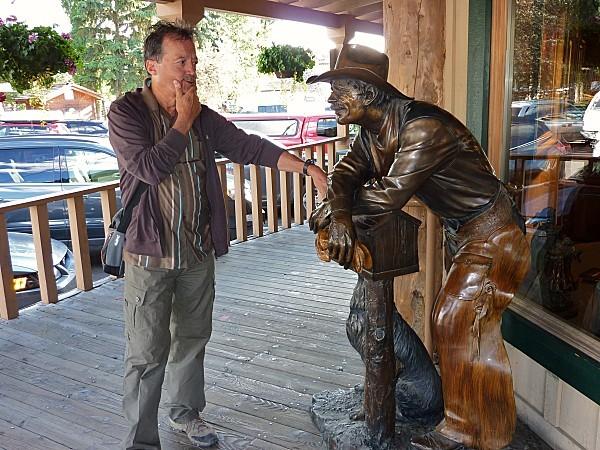Jour 9 Jackson sculpture Norbert