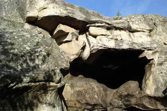 Grotte de Fontainebleau