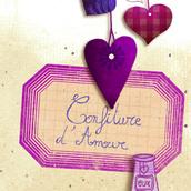Série Confiture d'amour