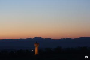 Depuis un observatoire...
