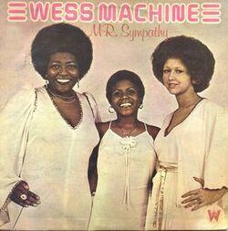 Wess Machine - Mr. Sympathy - Complete LP