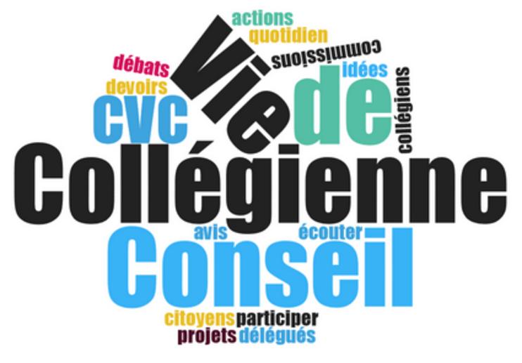 Conseil de la Vie Collègienne - Vie scolaire - Collège ...