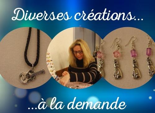 Exposition de mes bijoux au bal country de Chanceaux
