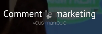 comment le marketing vous manipule