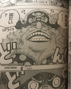 One Piece Spoils du Scan Chapitre 931