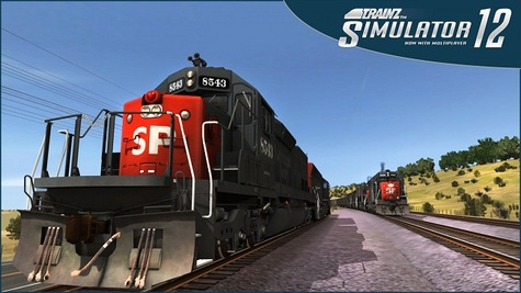 TS, Trainz Simulator 12 for Details