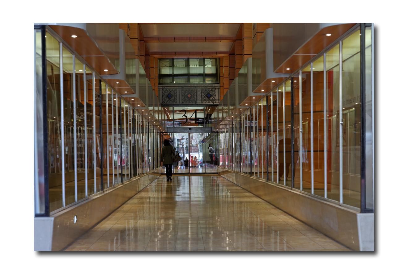 Paris Temple de la consommation Galerie 34