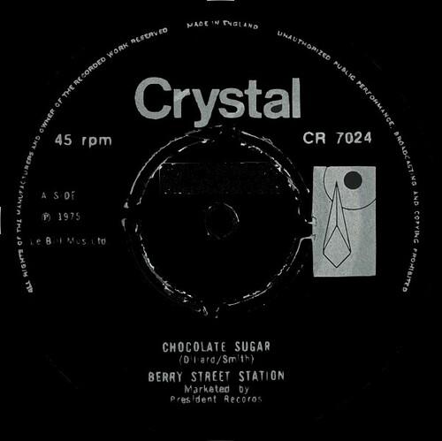 1975 : Singles SP Le Cam Records LC 347 [ US ]