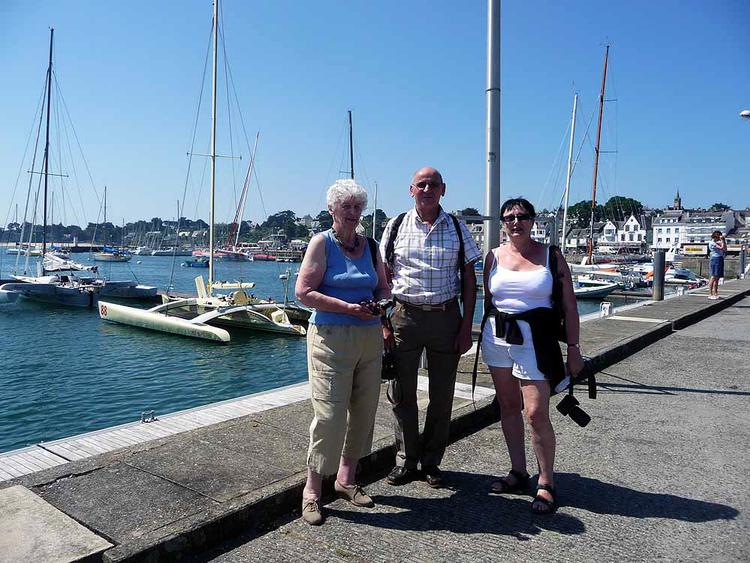 Il était une fois un voyage 2010 - Pont Scorff (Morbihan)
