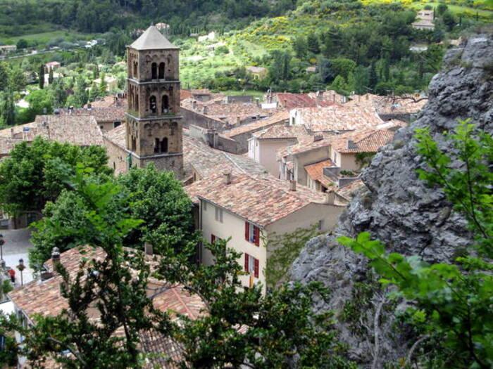 villages du 04