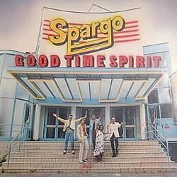 Spargo - Good Time Spirit - Complete LP