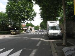 Avenue Général Leclerc: des bandes de moins en moins cyclables!