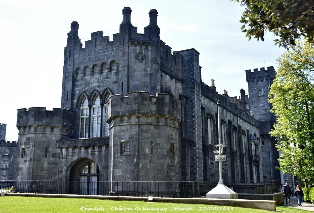 Château de Kilkenny - Irlande