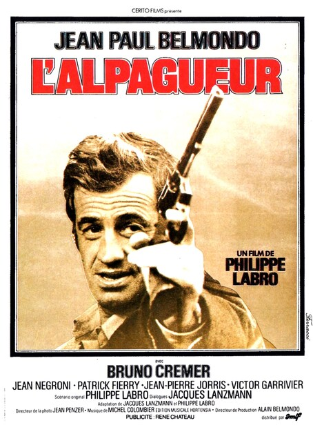 L'ALPAGUEUR - BOX OFFICE JEAN-PAUL BELMONDO 1976