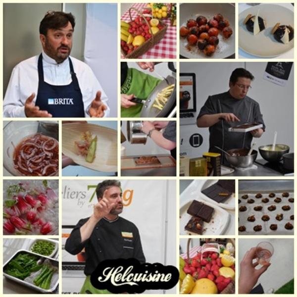 Ma journée au salon du blog culinaire 2015