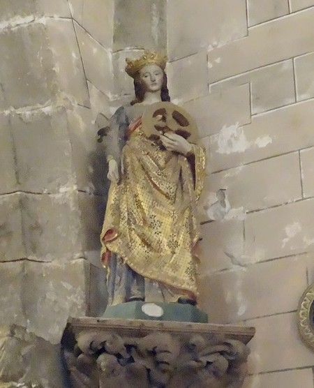 L'église de Laignes