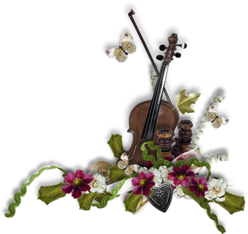 Ornements Musicaux Série 5