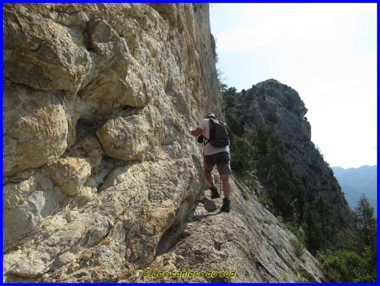 Hautes Alpes, le pic de Crigne