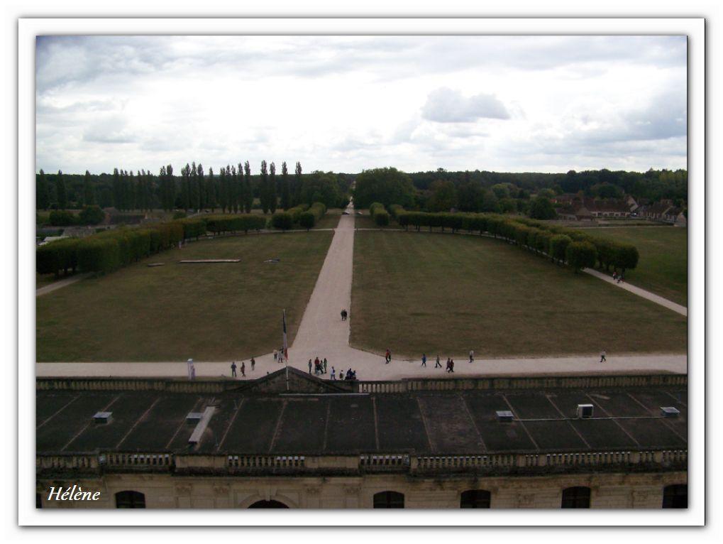 """22 septembre 2013                 """"château de Chambord"""""""