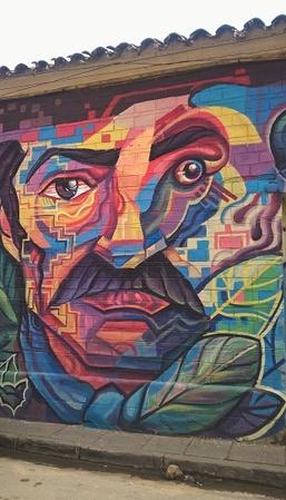 art de rue Tarija
