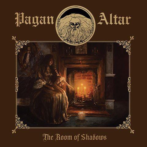 PAGAN ALTAR - Les détails du nouvel album