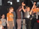 Théâtre CM1L : répétition devant les CP et les dates des prochaines représentations !