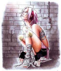 prisonière