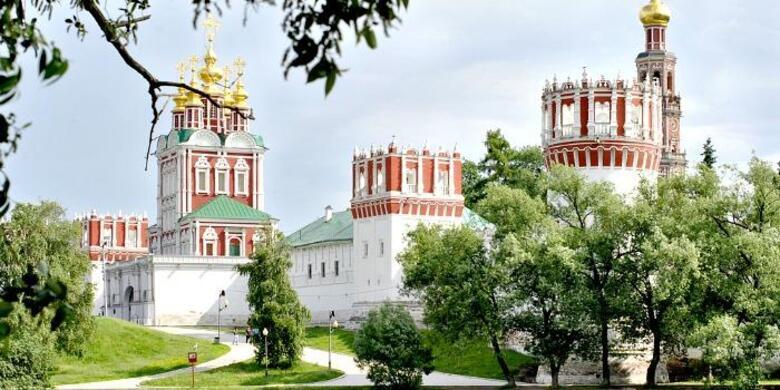 RUSSIE - LE COUVENT NOVODIEVITCHI