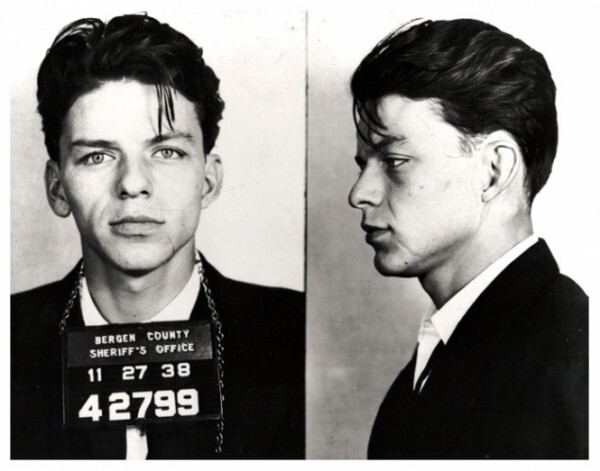 Sinatra arrest