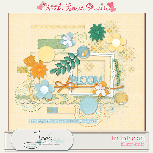 JOEY: In Bloom