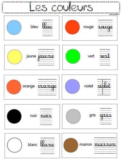 Glossaires pour écrire sans erreur - CP/CE1