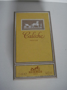 CALECHE COFFRET 7.5 ML  PARFUM