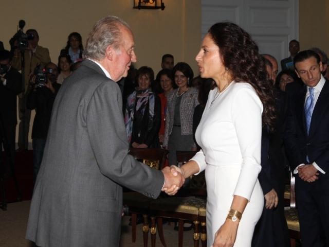 Le roi et le Keren Hayesod