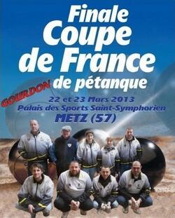 COUPE DE FRANCE 2012 - BJ COLOMIERS(31) et GOURDON (46) QUALIFIE POUR LES 1/4