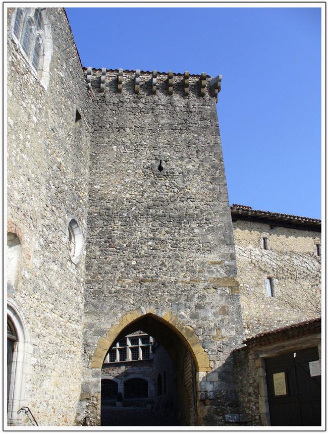 Balade médiévale à Pérouges