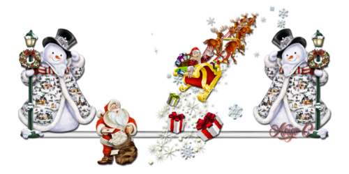 Raconte-moi Noël...