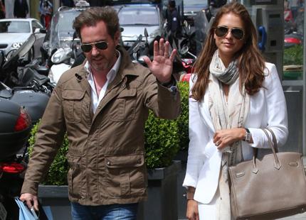 Madeleine et Chris à Paris