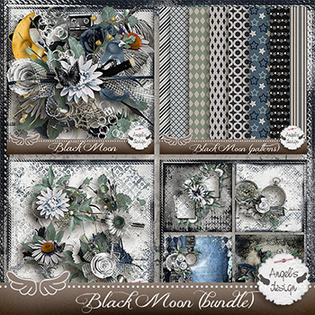 Black Moon by ANGEL'S DESIGNS