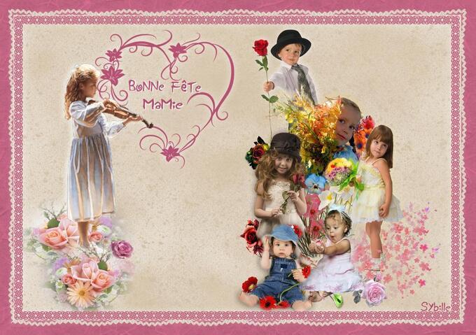 Bonne fête à toutes les grands-mère