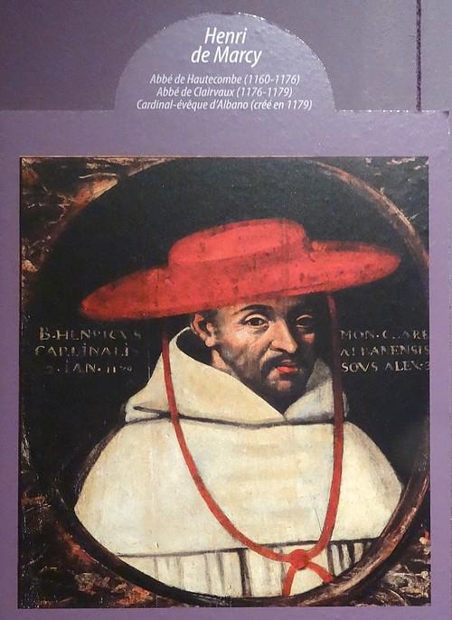 Quelques portraits d'abbés et de moines de l'abbaye de Clairvaux