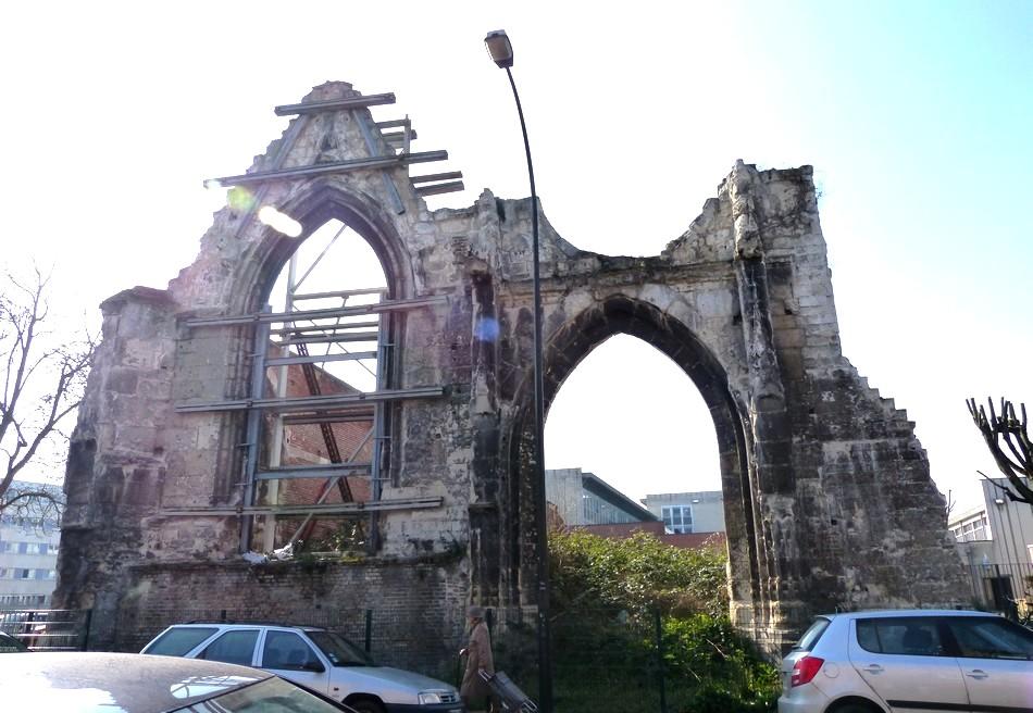 La rue Saint-Leu, son Moulin, son Hôtel-Dieu