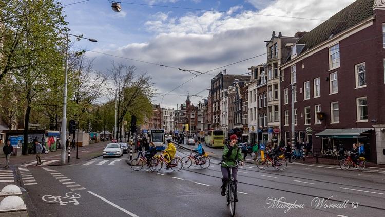 Pays-Bas : Amsterdam, Quartier Jordaan